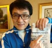 Известный каскадер Джеки Чан погиб на съемках?!